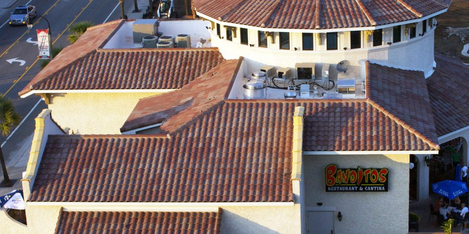 Commercial Tile Monarch Roofing